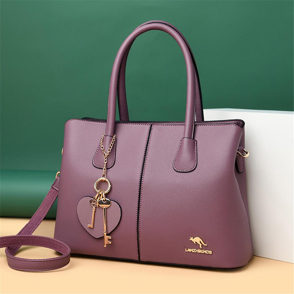 New Fashion Hand Bag High Quality Luxury Handbags Women Bags Designer Leather Shoulder Crossbody Bags for Women 2020 Sac A Main