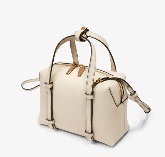Manufacturer Fashion Elegant Boston BagShoulder Bag Ladies PU Handbag For Lady