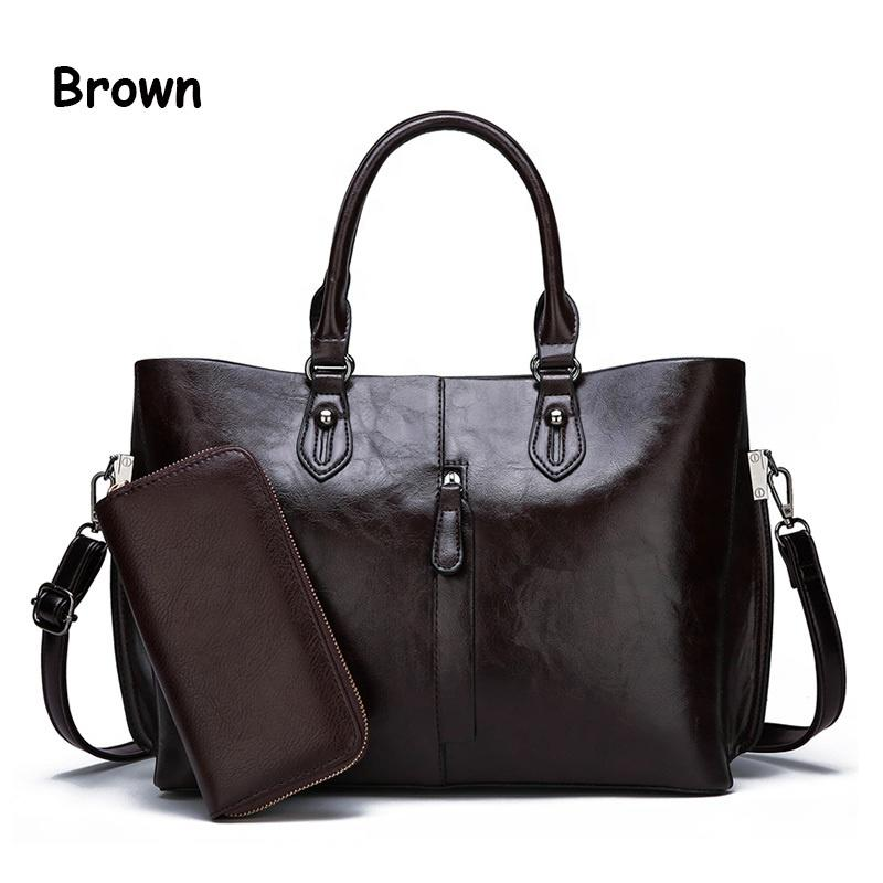 2019new arrival ladies Fashion Leather shoulder luxury bags women handbags
