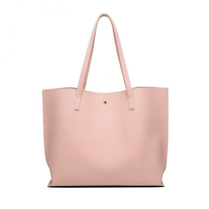 Hot sale fashion designers handbag woman PU leatherladies hand bags