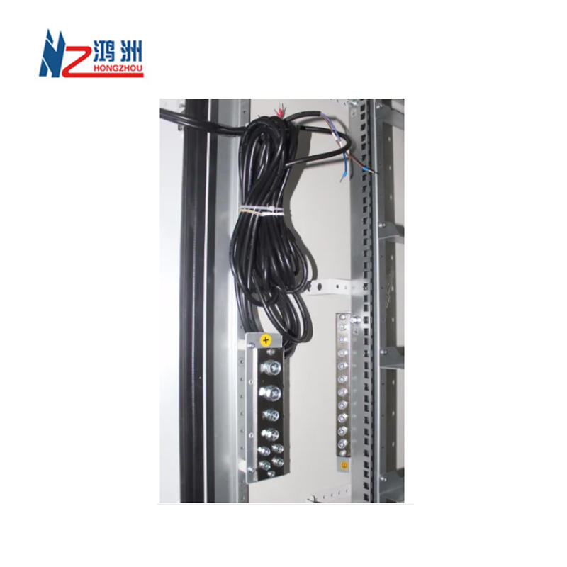 IP55 UPS Battery Rack with AC Cooling