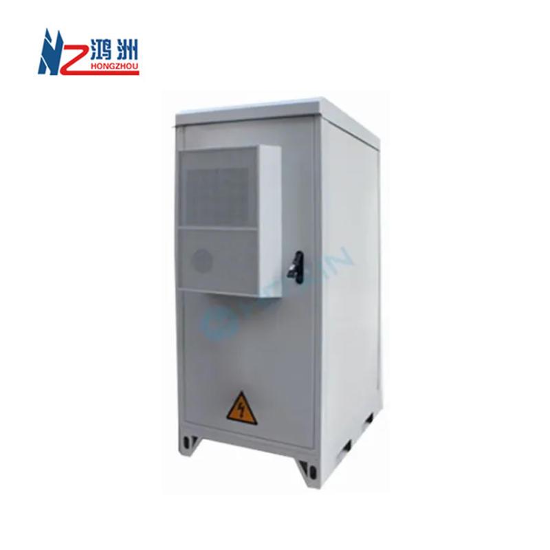 19 inch Outdoor Telecom Cabinet 40u Power Distribution Equipment Cabinet