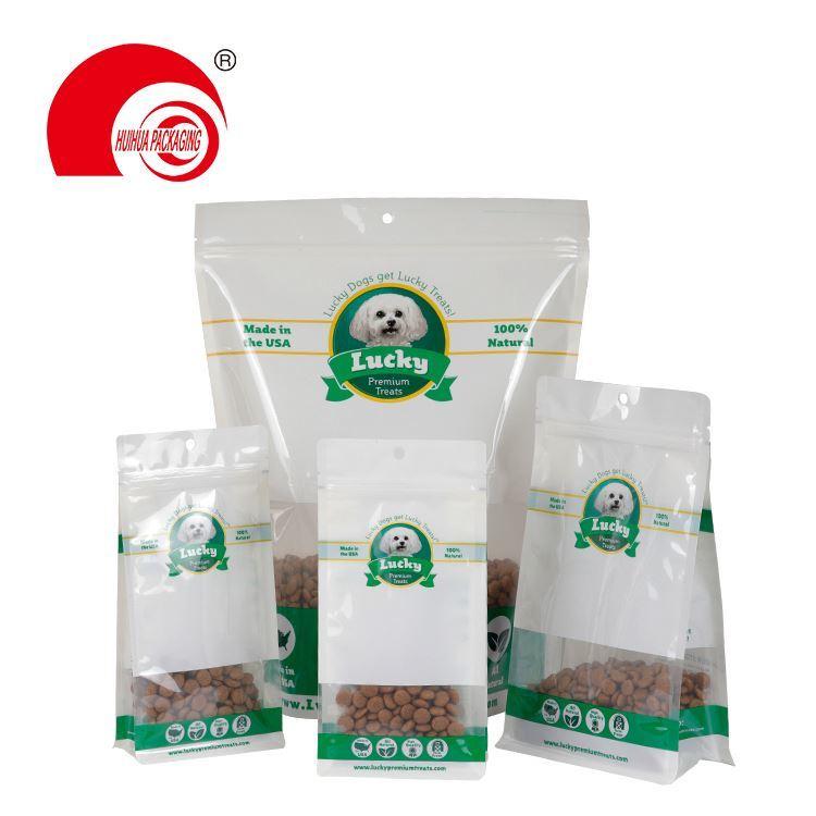 Waterproof Aluminum Foil Easy Handing Tempat Pakan Burung Pet Food Packaging Bag