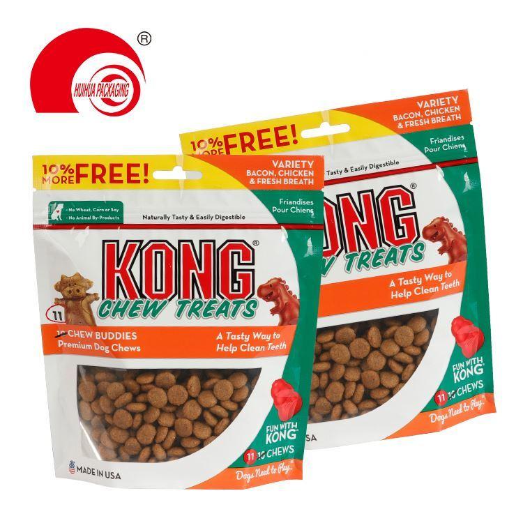 China Suppliers Pet/Pe Snack Packaging Food Grade Packaging Custom Bags With Logo Cookie Ziplock Bag Plastic Bread Bag