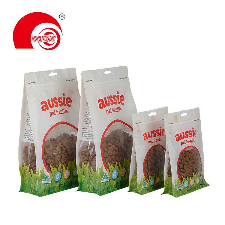 product-Huihua-Food Grade Packaging Bags Stand Up Ziplock Plastic Mylar Zip Custom Printed Metallic