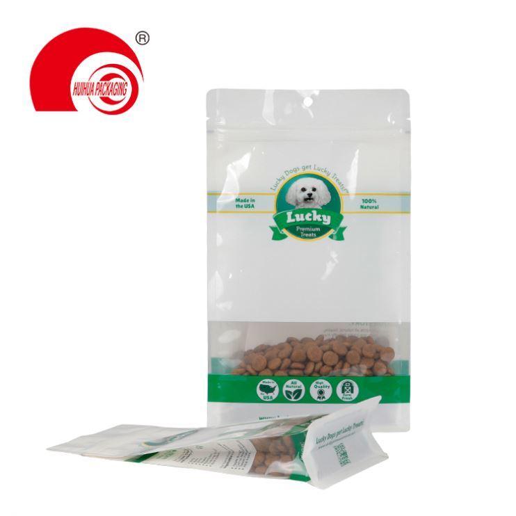product-Waterproof Aluminum Foil Easy Handing Tempat Pakan Burung Pet Food Packaging Bag-Huihua-img-1
