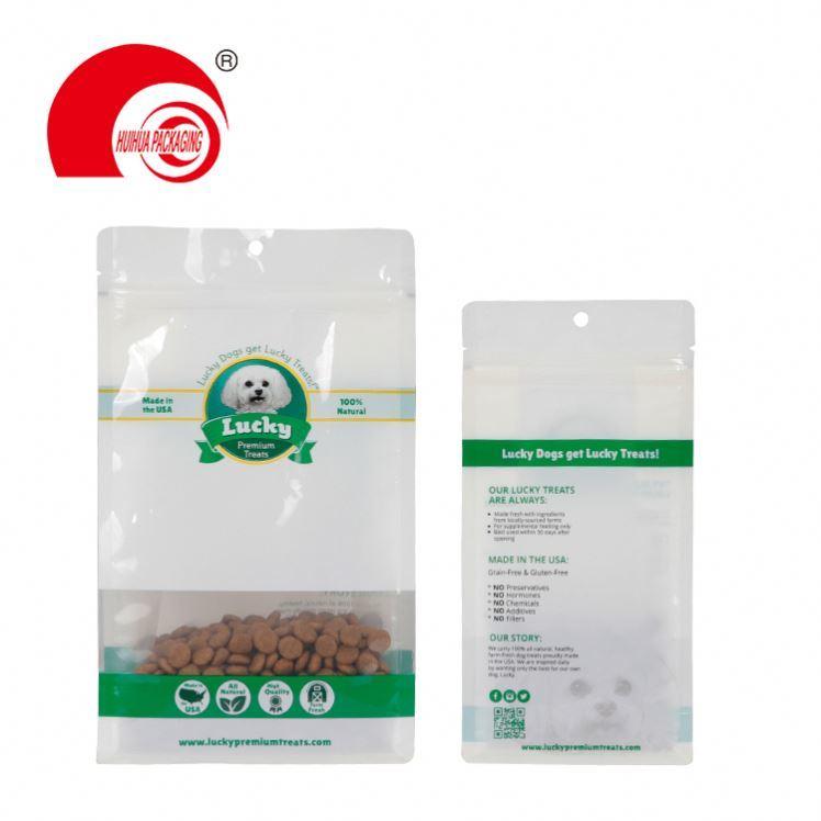 product-Huihua-Waterproof Aluminum Foil Easy Handing Tempat Pakan Burung Pet Food Packaging Bag-img