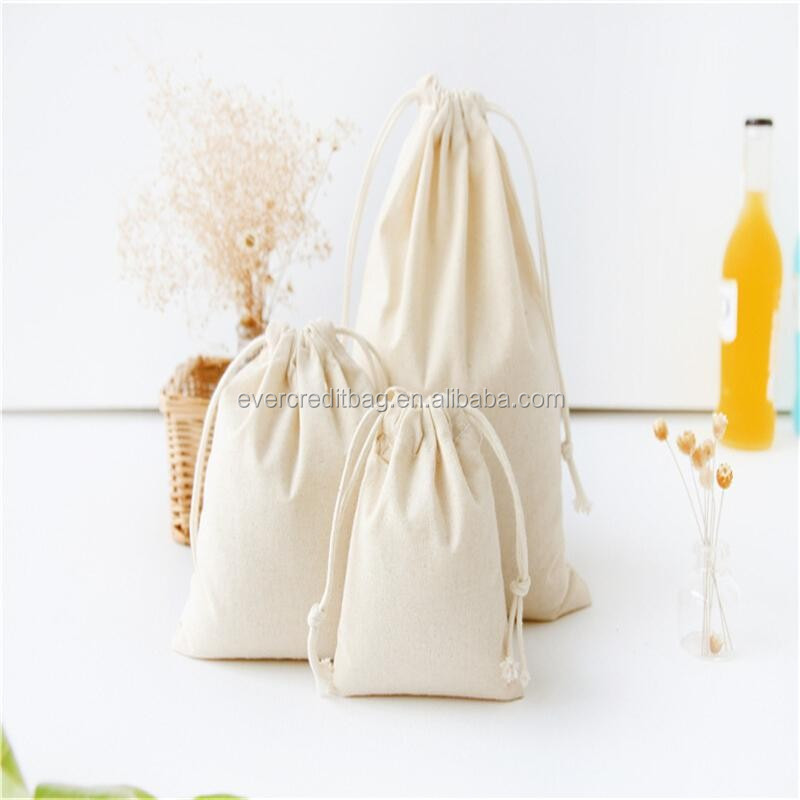 Drawstring Pouch Gift Bags