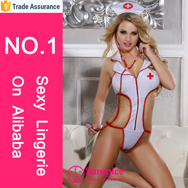 Exotic sexy girl adult theme costumes