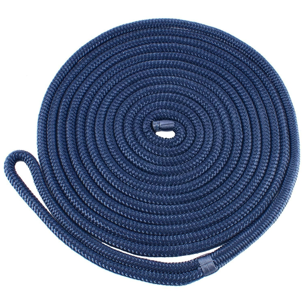 OEM marine rope,reflective strip, dock line, reasonable price, boat accessories, fiber glass boats