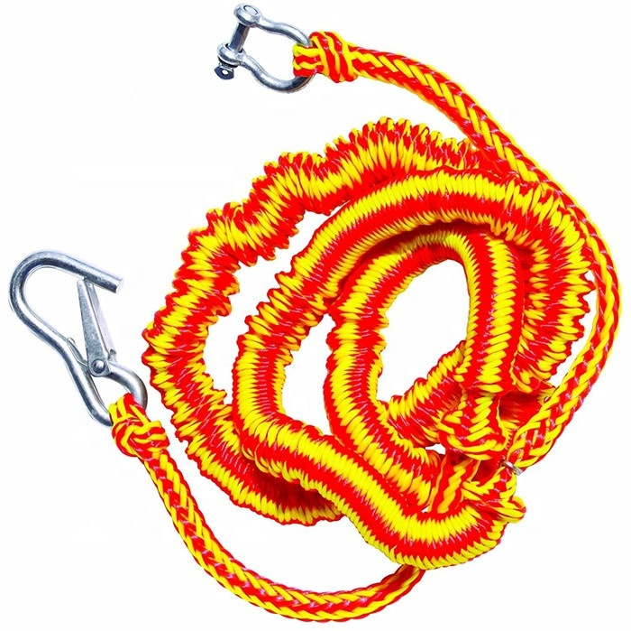 anchor buddy, bungee anchor line, with shackles and other hardwares