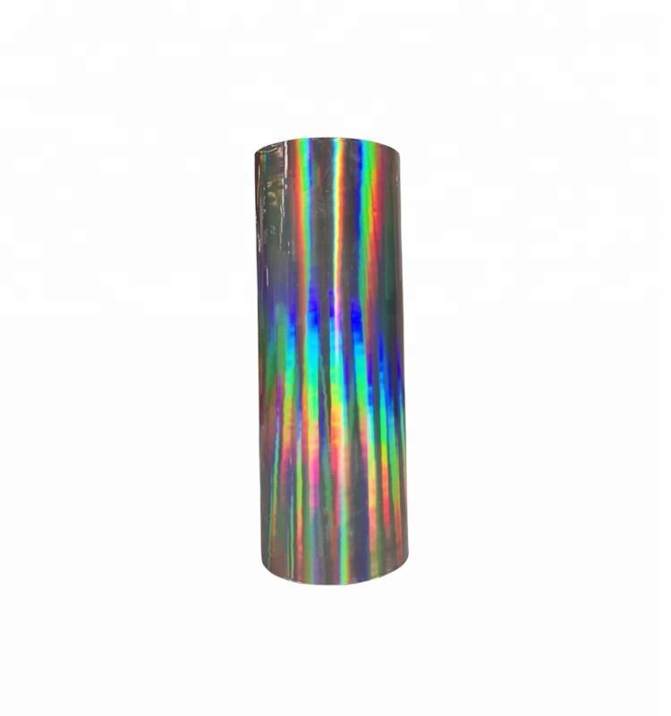 New Design Hot Bopp PET Hologram/Holographic Thermal Lamination Film