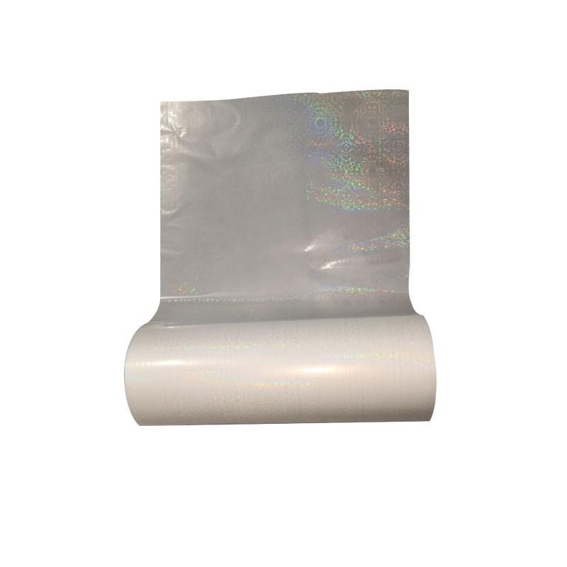 Best choice bopp holographic film transparent manufacturer