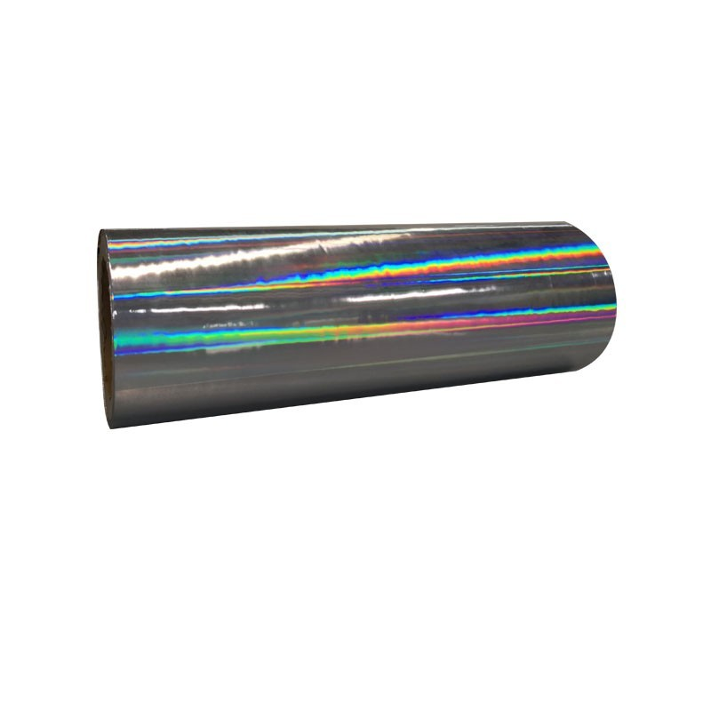 A lump of broken glass Bopp Holographic Film Lamination Film