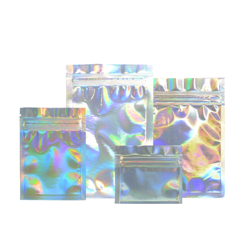 Best Quality Hologram Rainbow Iridescent Plastic Film for Christmas gift box wrapping