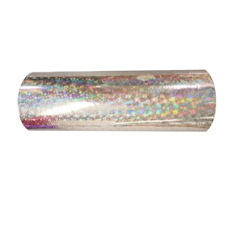 Bopp Transparent Holographic Cullet Design Thermal Lamination Film