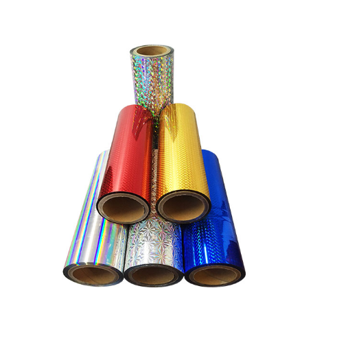 BOPP thermal lamination film for printing packing material transparent holographic film 3D hologram film View larger image BOPP