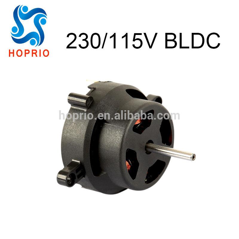 Changzhou Hoprio bldc motor 220V 110V hair dryer mini brushless motor