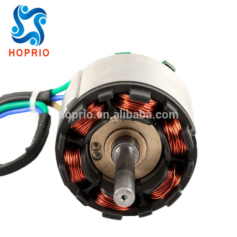 220V/110V 17K 1200W low noise electric brushless DC motor