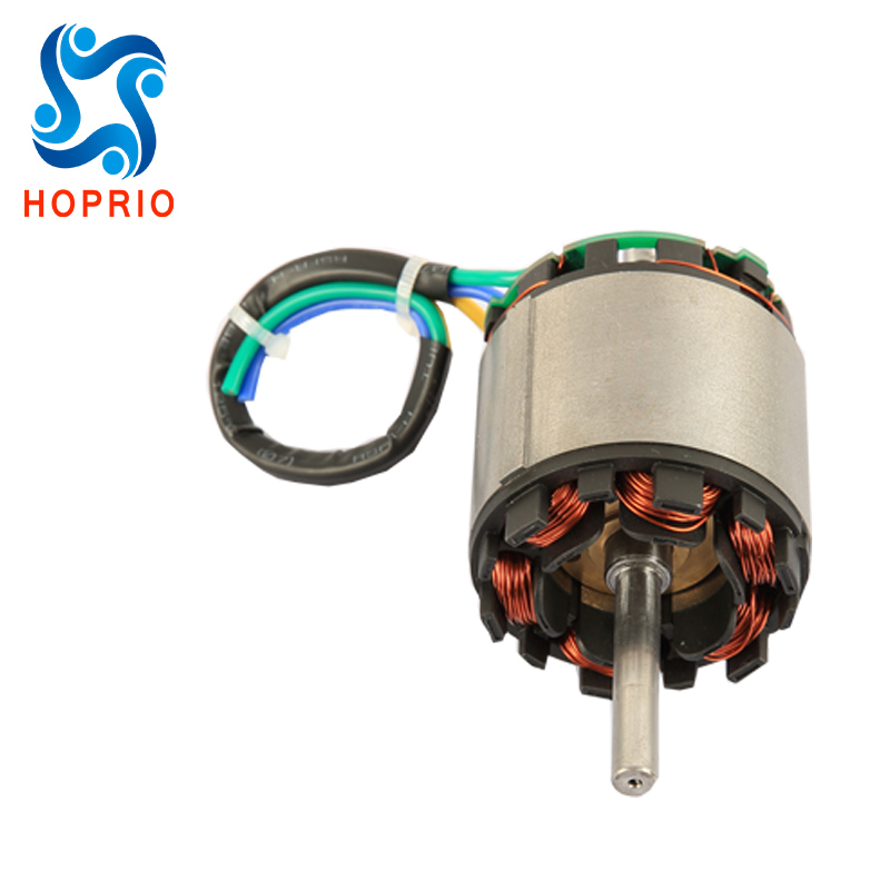 Hoprio220V/110V 1400W 17000RPM brushless angle grinder Motor factory OEM/ODM