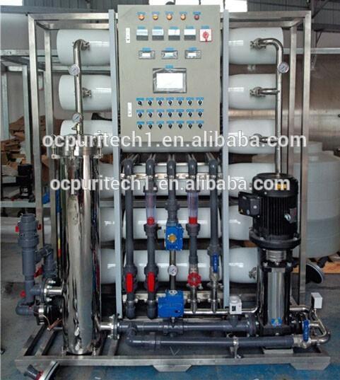 4000LPH Reverse Osmosis water purification machine
