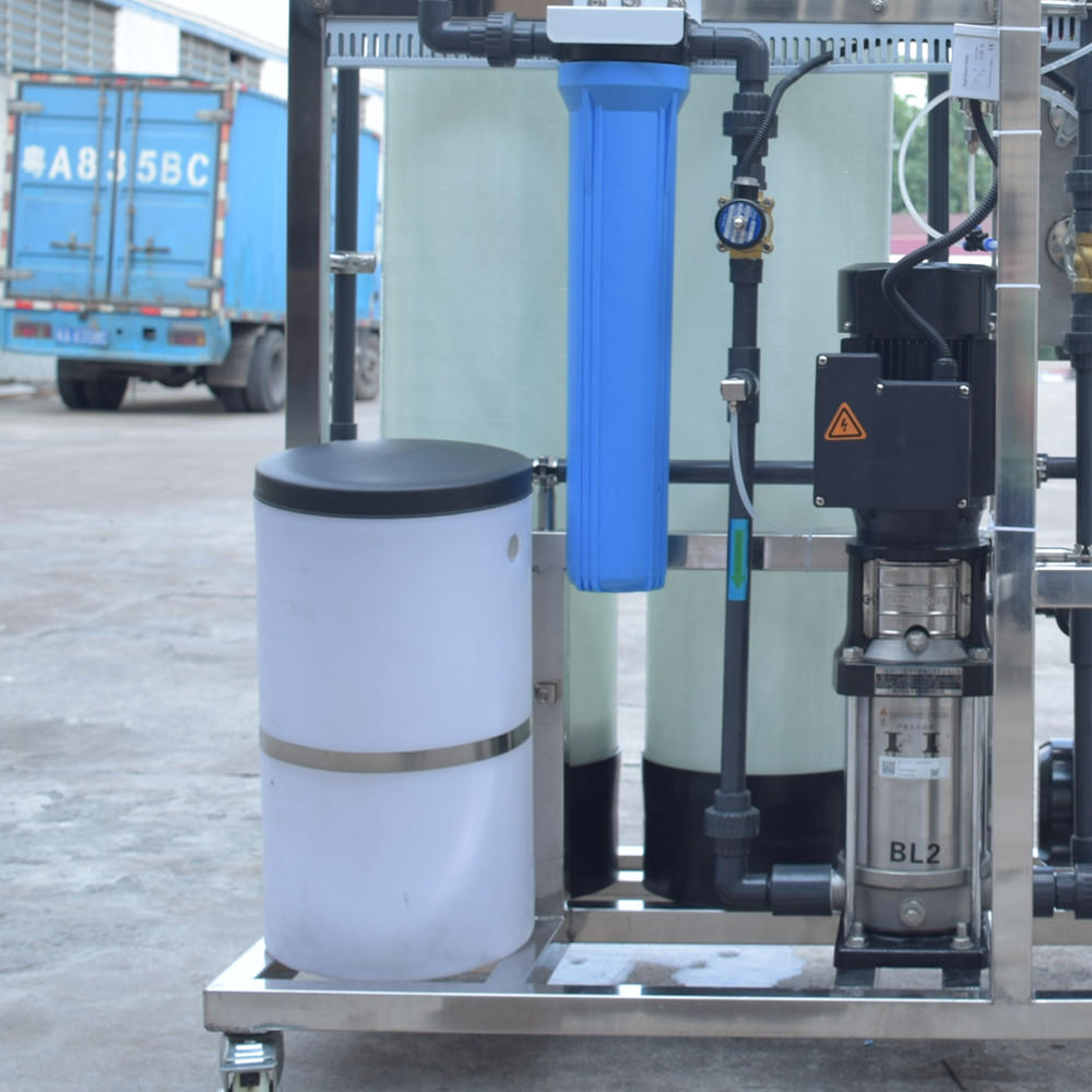 China aquas reverse osmosis water purification system for ground water