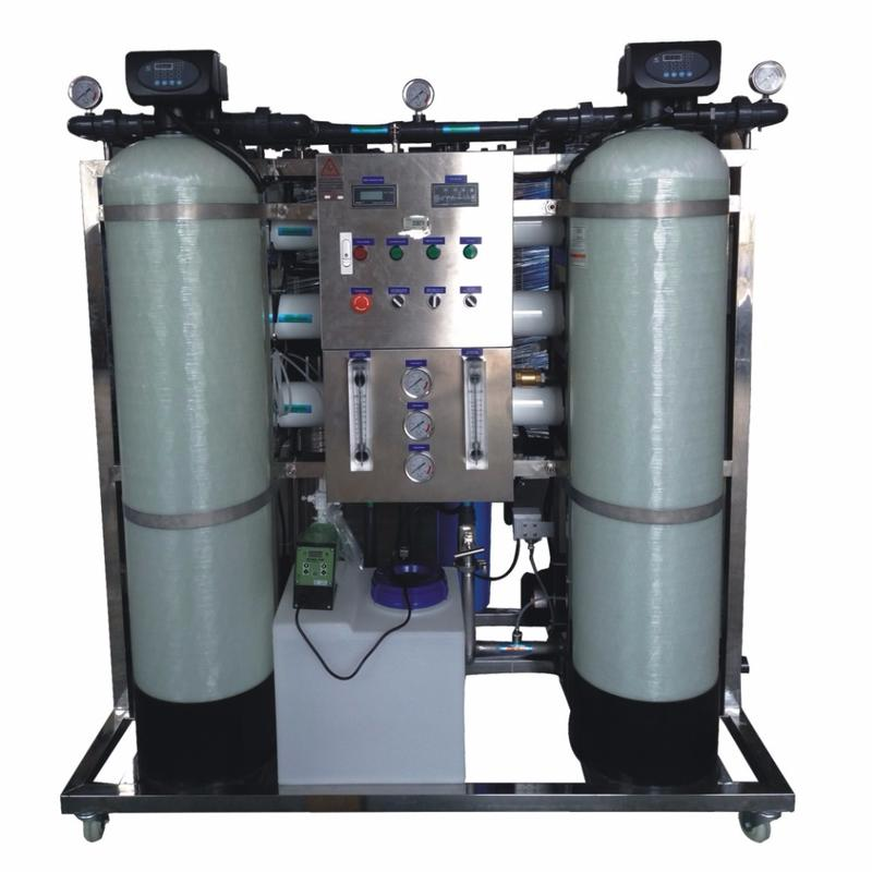 Brackish well water/ borehole water reverse osmosis machine from Aomi Supplier(3000GPD)