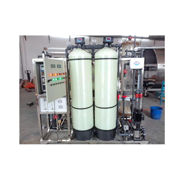 2T/H industrial ro water filter
