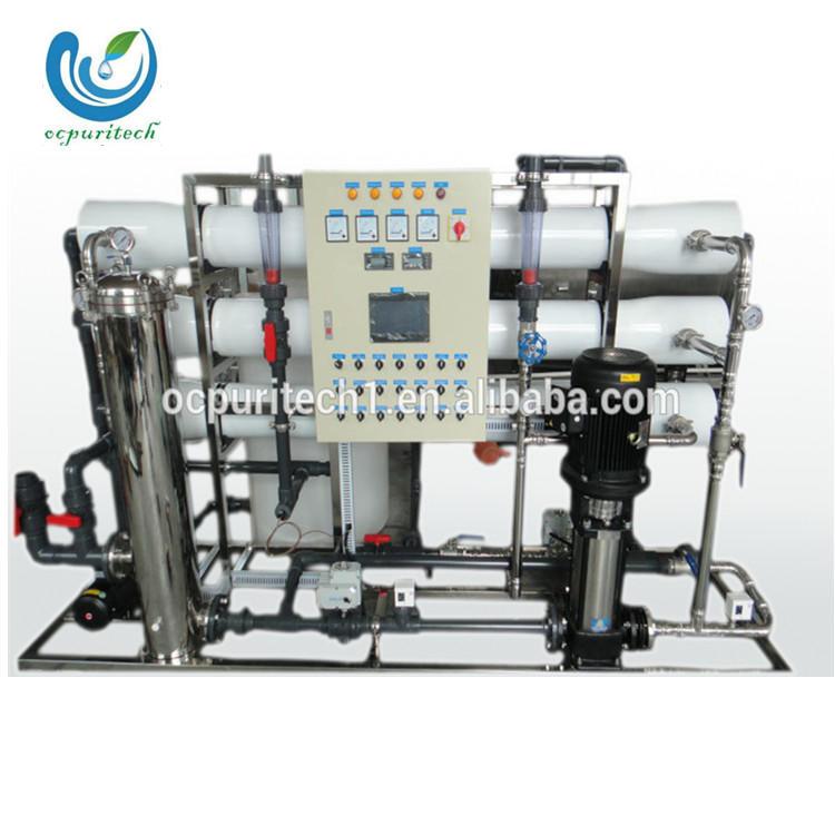 Reverse Osmosis system fresh water making machine