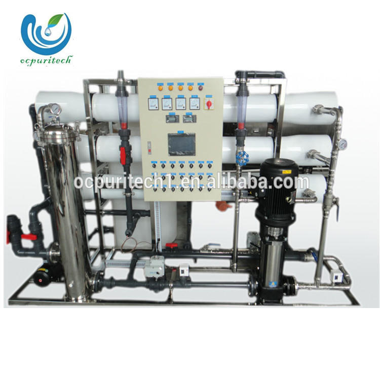 Reverse Osmosis system fresh water making machine