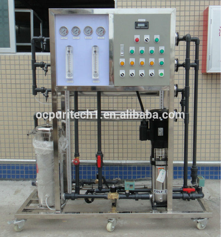 Water Purification Plant reverse osmosis system