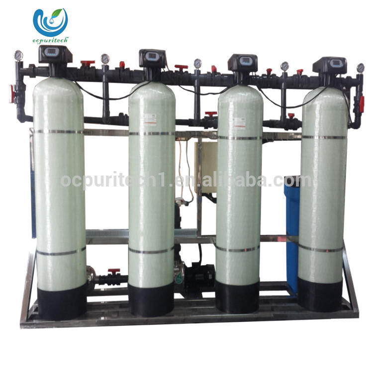 2T/H Reverse Osmosis system salt water treatment plant