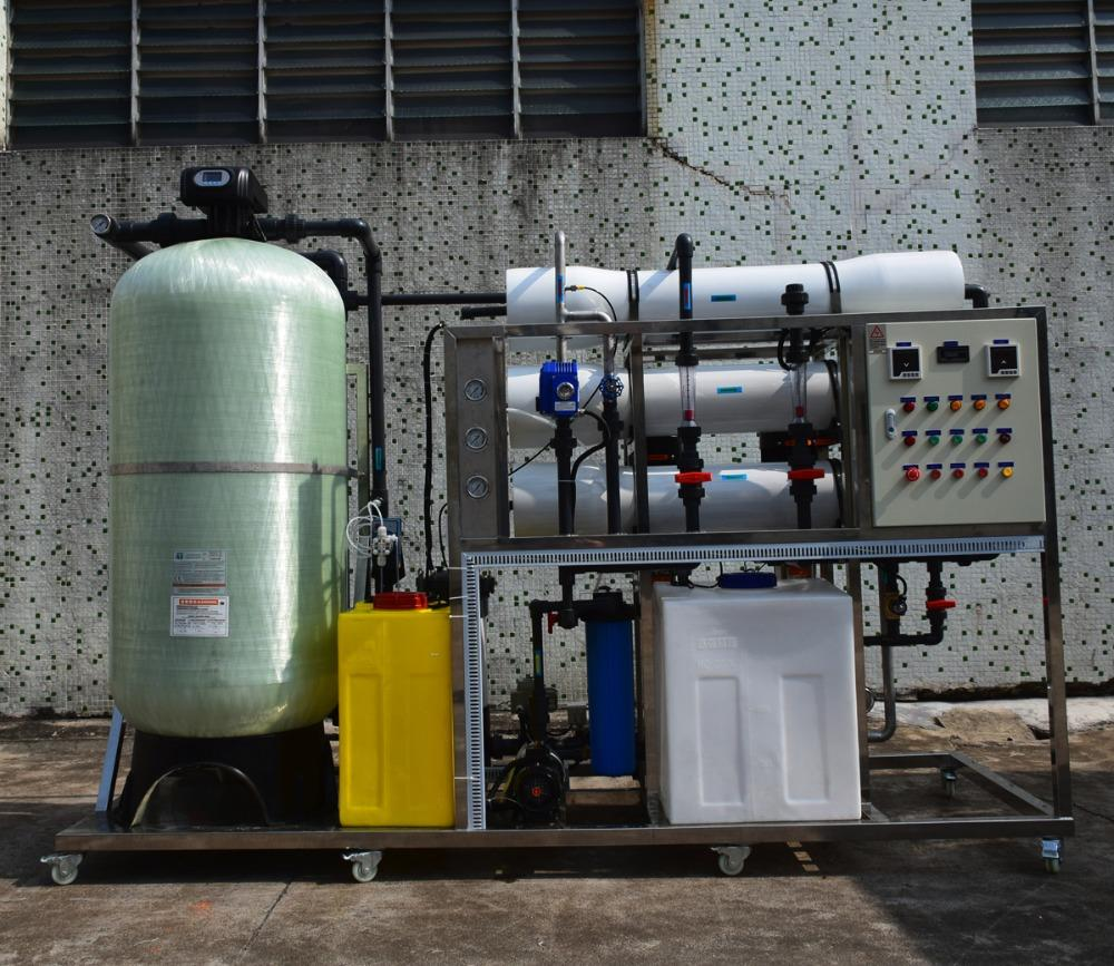 0-12000PPM Reverse Osmosis in Industrial Equipment Unit 2.5 Ton per Hour