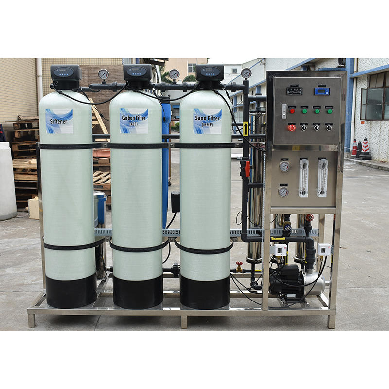 Stainless Steel Frame Reverse Osmosis drinking water quality water treatment