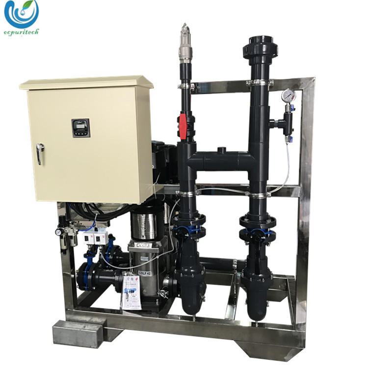 30TPH Water purification system industrial water purification and bottling machine