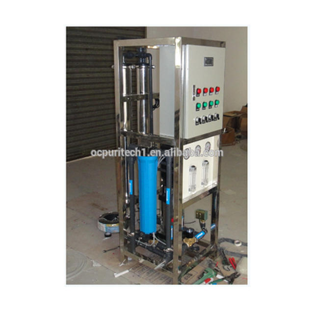 Reverse Osmosis domestic plant water treatment machine