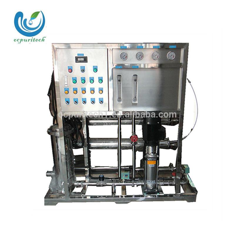 1000LPH Reverse Osmosis sewage treatment ro water purifier