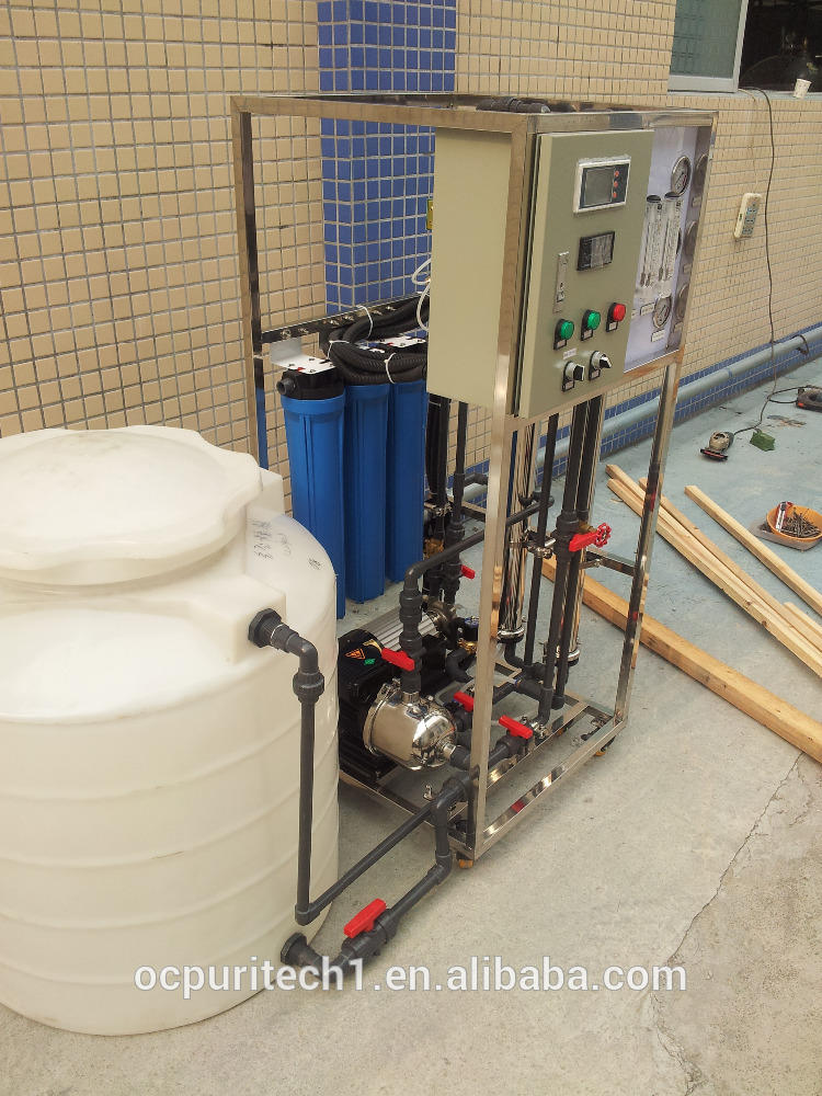 800GPD Reverse Osmosis Water Treatment drinking water filter system