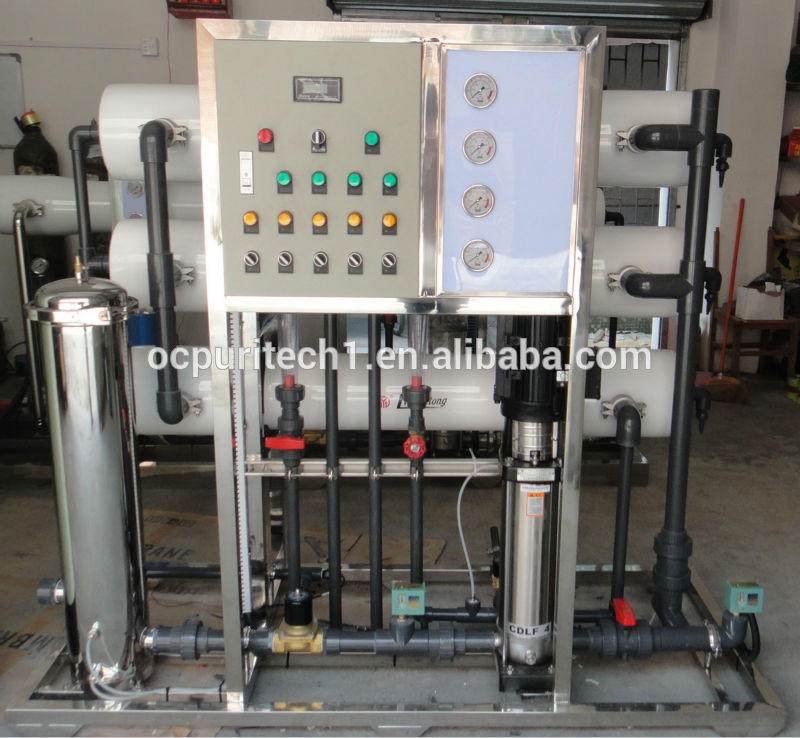 3000lph reverse osmose ro water filter system