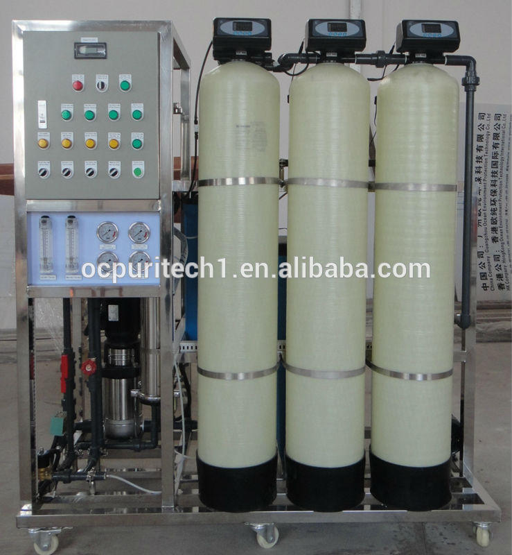 2014 hot sale 3000gpd Commercial Reverse Osmosis System RO system/mineral water filter machine