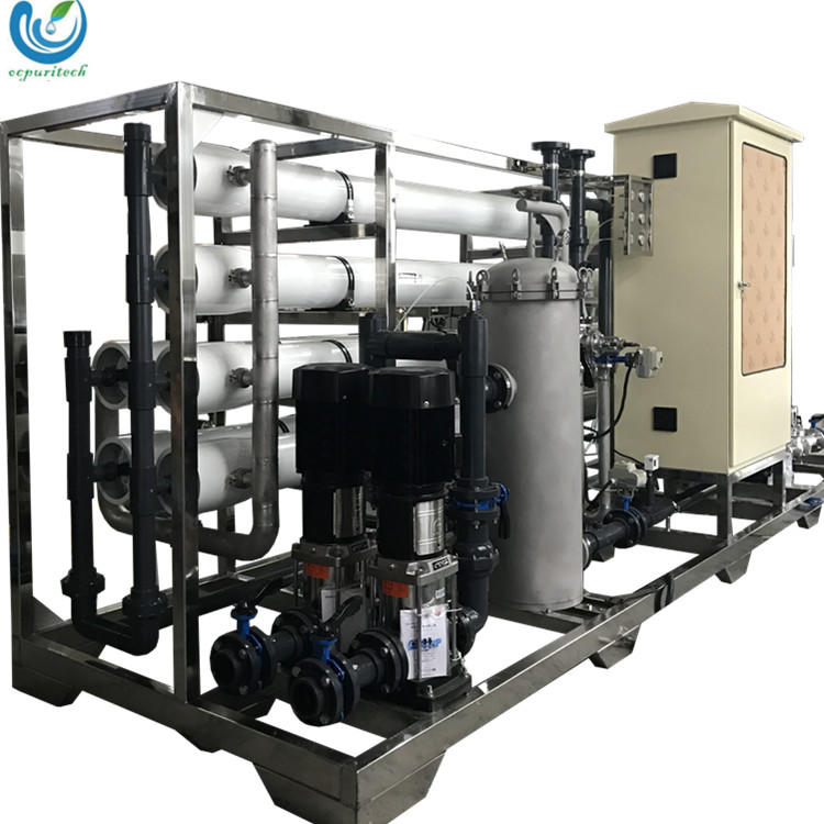 30TPH RO system Water treatment plants for industrial / Cosmetic / Pharmaceutical / Chemical / Food / Drinking Water