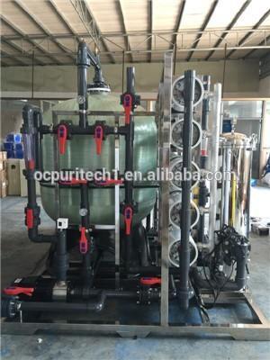 6000L drinking machine reverse osmosis drinking machine
