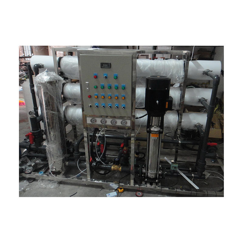 Industrial reverse osmosis system water purification plant