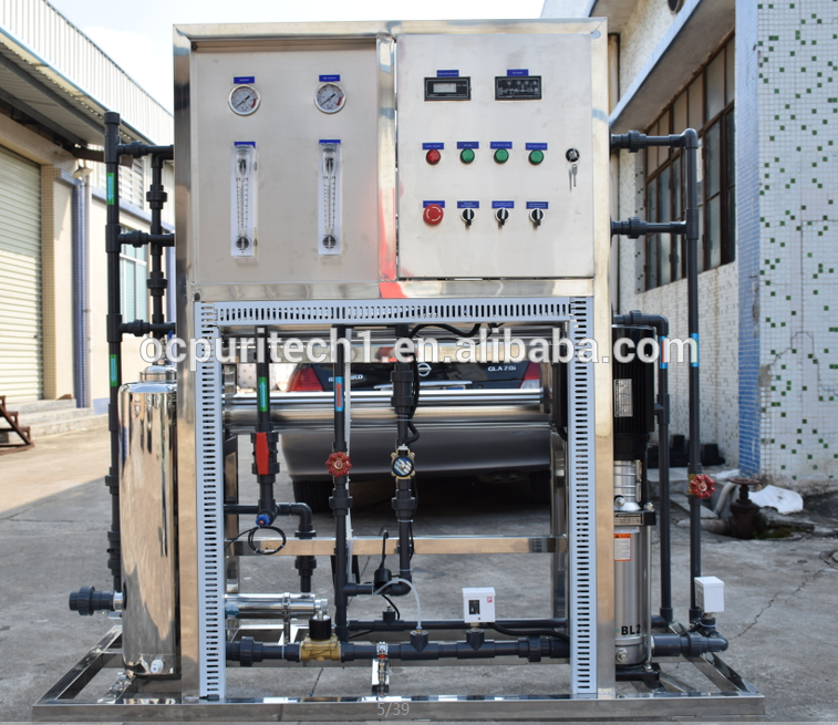 industrial drinking ro water plant price for 10000 liter