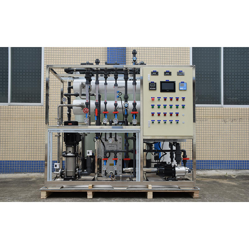 Hot sale Purification system industrial water treatment plant