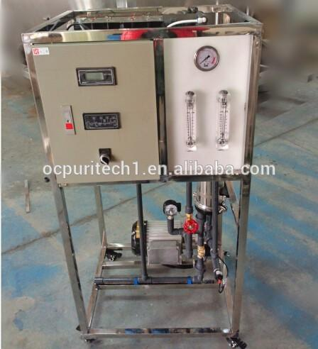 800GPD water treatment compact 7 stage Reverse Osmosis system