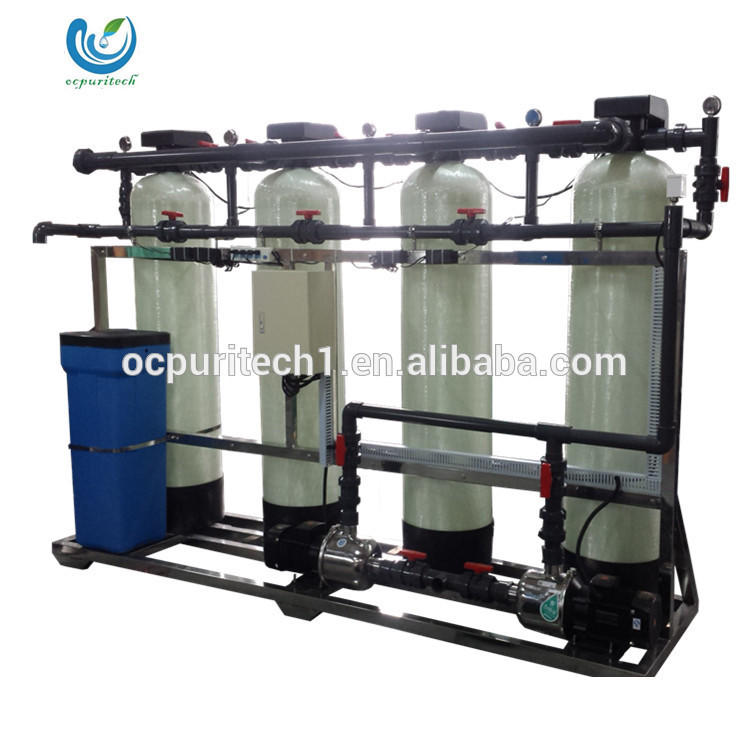 Guangzhou hot sell 2T/H Reverse Osmosis system salt water treatment plant