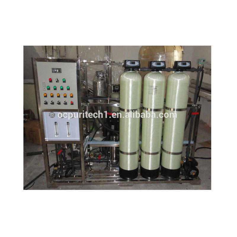 RO drink machine water system small water treatment plant