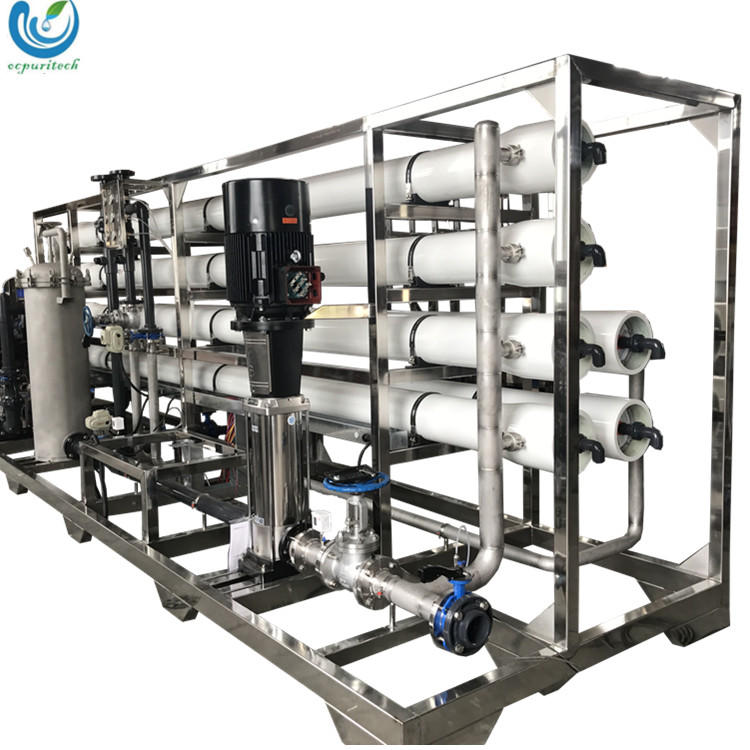 30TPH Customized mineral drinking 30TPH water treatment plant project to Malaysia