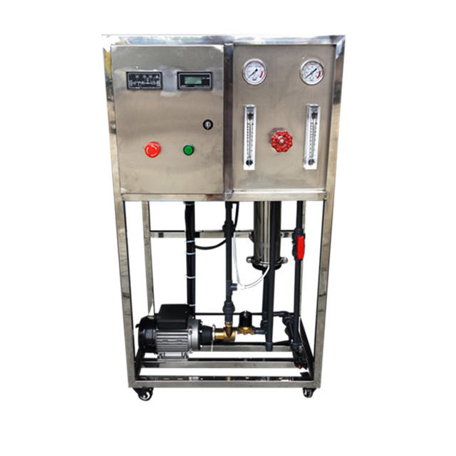 China supplier 800GDP small portable commercial reverse osmosis machine with price